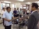 来年1月24日の宜野湾市長選挙に向けて、自治労連様より佐喜真アツシ市長に推薦状を頂きました。